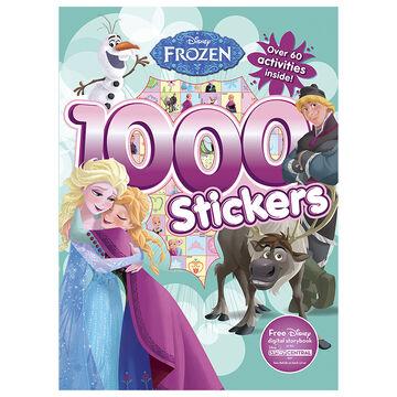 Disney's Frozen 1000 Stickers