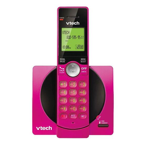 VTech DECT CS Series CID Phone - Pink - CS691919