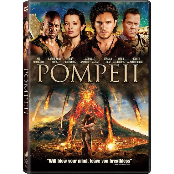 Pompeii - DVD