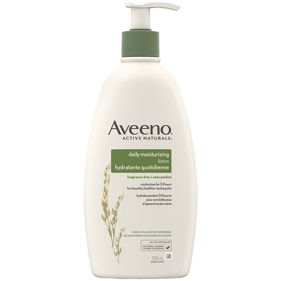 Aveeno Daily Moisturizing Lotion - 532ml