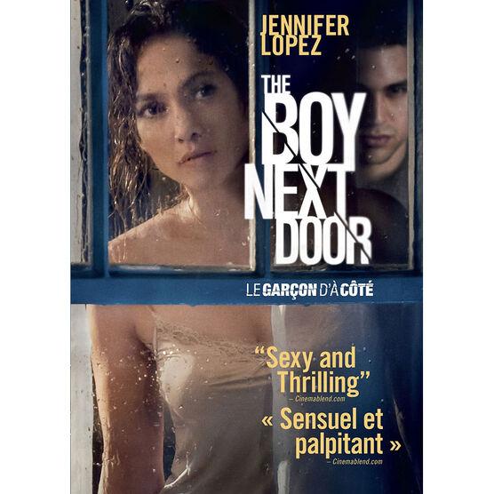 The Boy Next Door - DVD