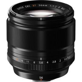 Fujifilm Fujinon Lens XF56mm F1.2 R - Black - 16418649