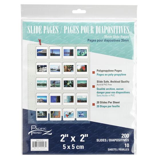 Pacific Trendz Slide Refill 10 Pack