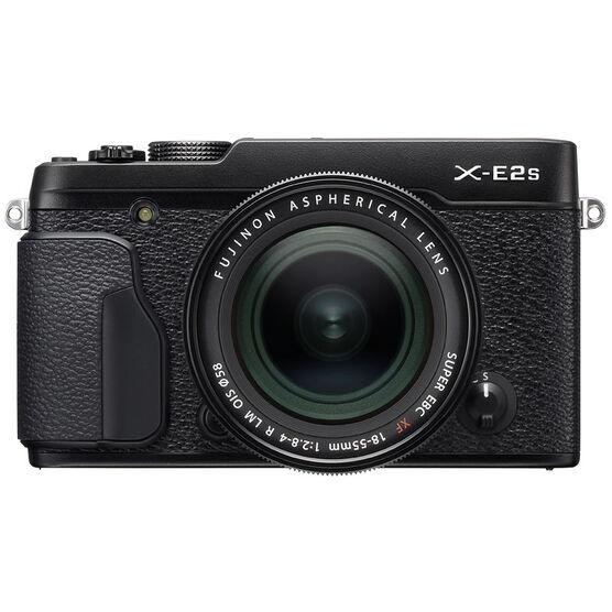 Fujifilm X-E2S with XF 18-55mm Lens - Black - 600016031