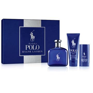Ralph Lauren Polo Blue Set - 3 piece