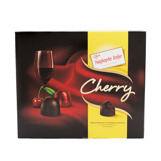 Stark Cherry Chocolates - 204g