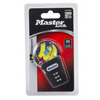 Master Lock Combination Padlock - Assorted - 40mm