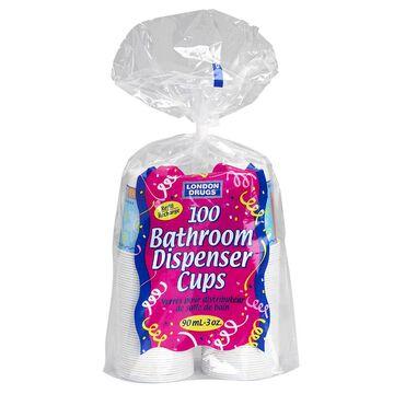London Drugs Bathroom Cup Refills - 100's