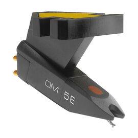Ortofon Phono Cartridge Replaceable Elliptical Stylus - Black - OM5E