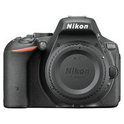 Nikon D5500 DX SLR Body Only - Black