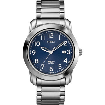 Timex Dress Men's Williamsburg Watch - Blue - T2P132GP