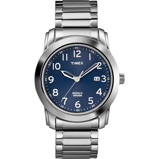 Timex Dress Men's Williamsburg Watch - Blue - T2P132GP