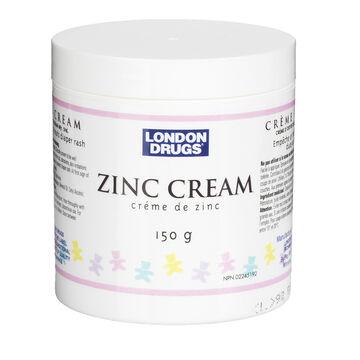 London Drugs Zinc Cream - 150g