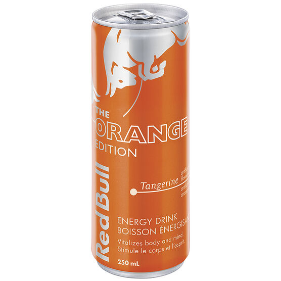 Red Bull - The Orange Edition - 250ml