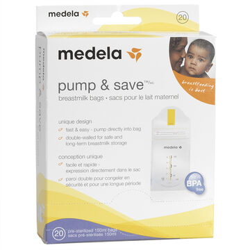 Medela Breastmilk Bags - 27041