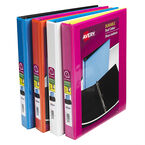 Avery Durable Dual Colour View Binder - Assorted - 1""