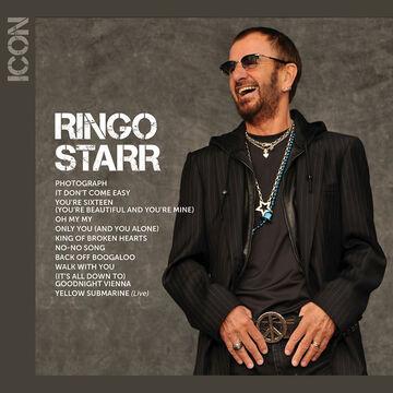 Ringo Starr - ICON - CD