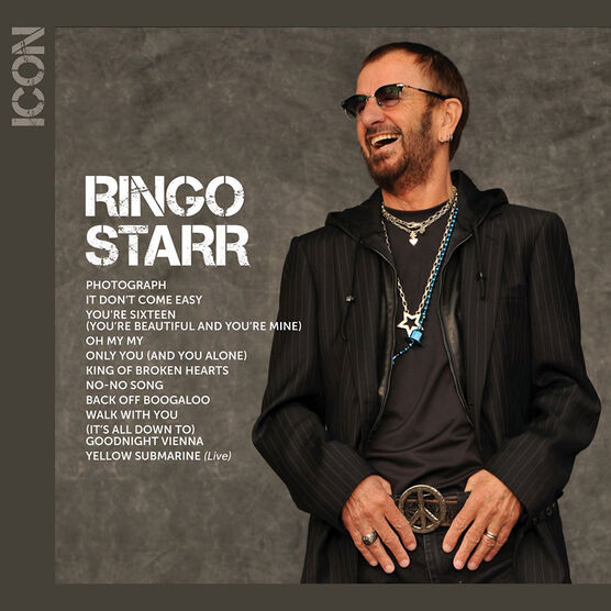 Ringo Starr - ICON - CD