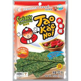 Taokaenoi Seaweed - Hot & Spicy - 32g