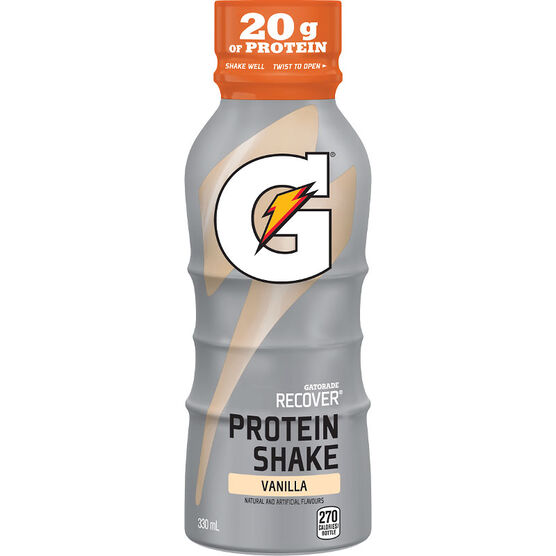 Gatorade Shake - Vanilla - 330ml