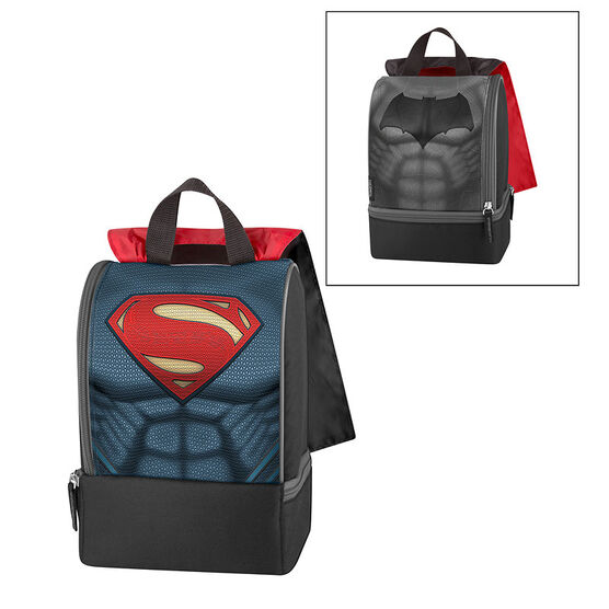 Thermos Dual Lunch Kit - Batman Superman - K316202006