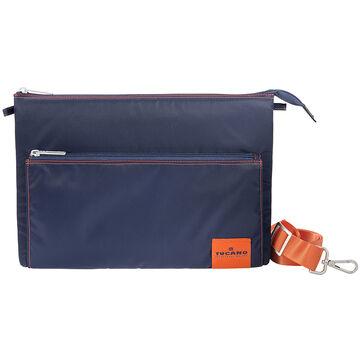 "Tucano Lampo Slim Bag for Macbook Pro 13"" and Ultrabook 13"" - Blue - BLAM-B"