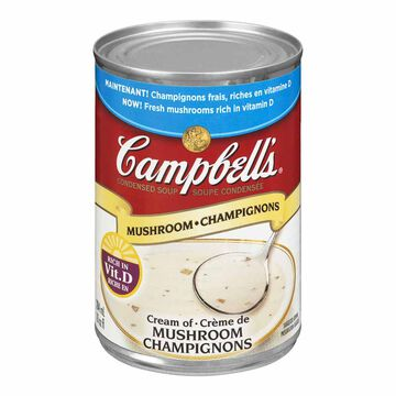 Campbell's Soup - Cream of Mushroom - 284ml