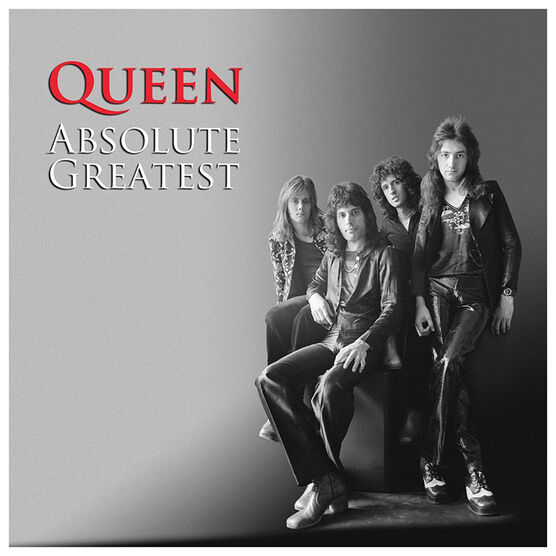 Queen - Absolute Greatest - CD