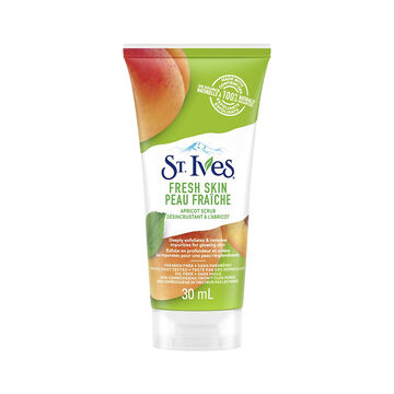 St. Ives Fresh Skin Exfoliating Apricot Face Scrub - 30ml