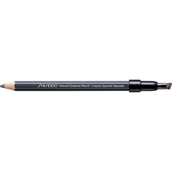 Shiseido Natural Eyebrow Pencil - GY901 Natural Black