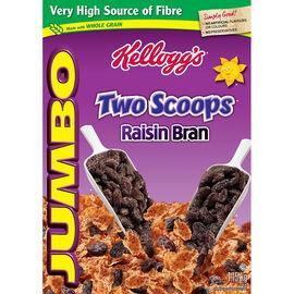 Kellogg's Jumbo Raisin Bran - 1.15kg