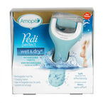 Amope Pedi Perfect Wet&Dry Rechargeable Foot File