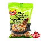 Dan-D-Pak Wasabi Rice Crackers - 200g