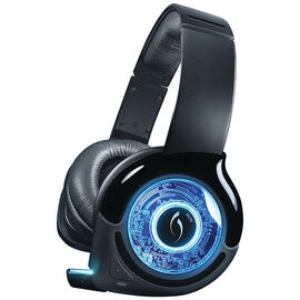 PDP Afterglow Prismatic Wireless Headset- Black - 9930BPV
