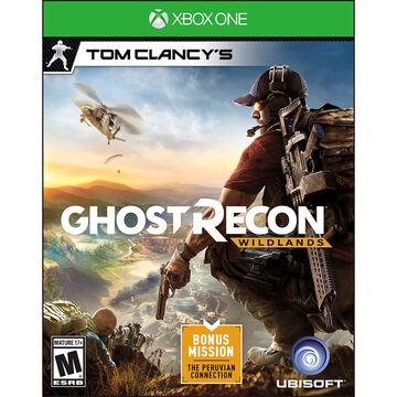 PRE-ORDER: Xbox One Tom Clancy's Ghost Recon Wildlands