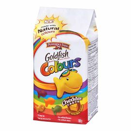 Pepperidge Farm Goldfish - Cheddar Colors - 180g