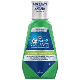 Crest Pro-Health Advanced Rinse - 1L