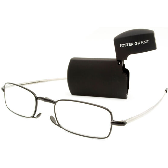 Foster Grant Gideon Men's Reading Glasses - 2.50