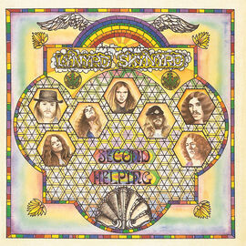 Lynyrd Skynyrd - Second Helping - Vinyl