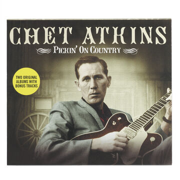 Chet Atkins - Pickin On Country - CD