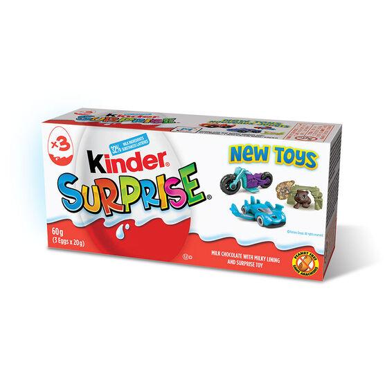 Kinder Surprise - 3's
