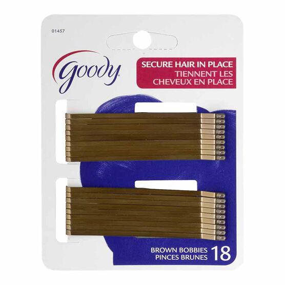 "Goody Roller Fastners - 3"" - 18's - Brown"