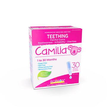 Boiron Camilia Teething Pain Relief - 30 x 1ml