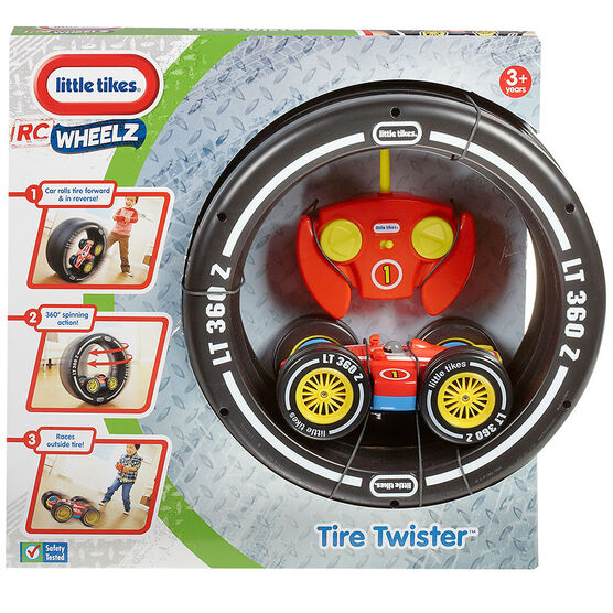 Little Tikes Wheelz - Tire Twister