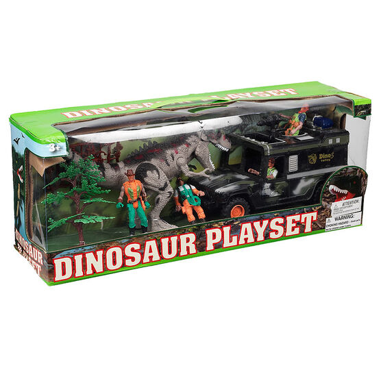 Dinosaur Playset - Assorted