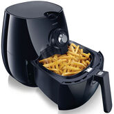 Philips Airfryer with Rapid Air Technology - Black - HD9220/26