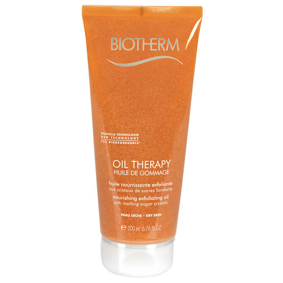 Biotherm Oil Therapy Nourishing Exfoliating Oil - 200ml