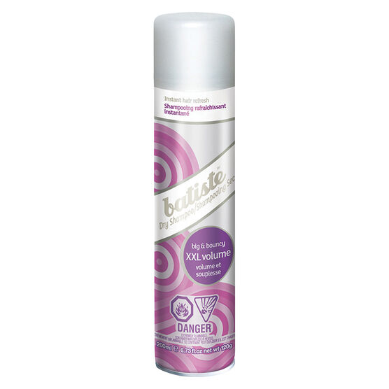 how to use dry shampoo to add volume