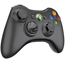 Xbox 360 Wireless Gamepad - Black - NSF-00023