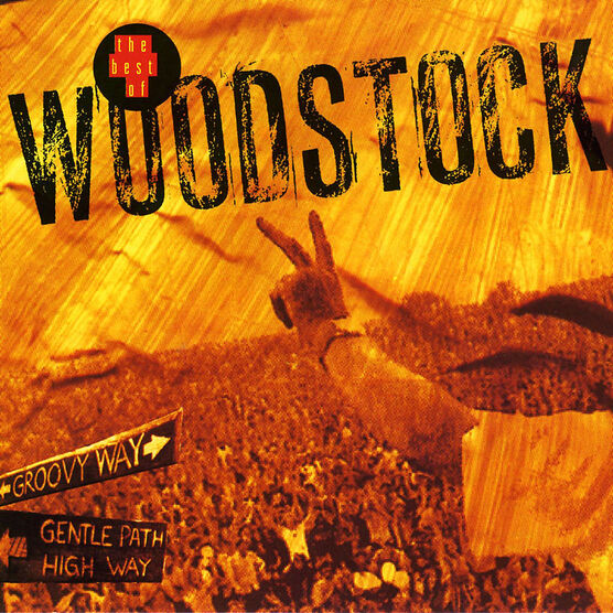Various Artists - Best of Woodstock - CD